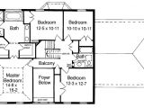 Classic Colonial Home Plans Classic Colonial 3992st Architectural Designs House