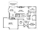 Classic Homes Floor Plans Classic House Plans Remmington 30 460 associated Designs