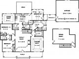 Classic Homes Floor Plans Classic southern City Homes Classic southern Home Floor