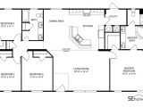 Clayton Homes Floor Plans Texas Clayton Homes Home Floor Plan Manufactured Homes