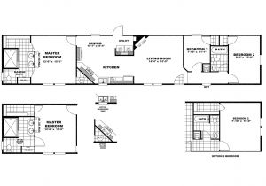 Clayton Modular Home Plans 2008 Clayton Mobile Home Floor Plans