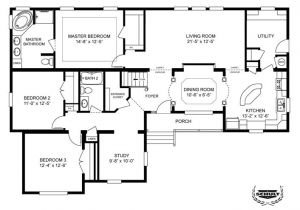 Clayton Modular Home Plans An Option for A Basement Clayton Homes Home Floor
