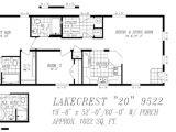 Clayton Single Wide Mobile Homes Floor Plans Clayton Homes Floor Plans