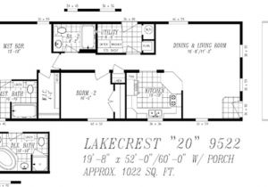 Clayton Single Wide Mobile Homes Floor Plans Clayton Homes Floor Plans