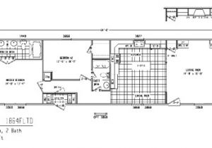Clayton Single Wide Mobile Homes Floor Plans Single Home Floor Plans Home Design and Style