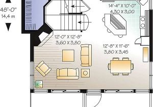 Cliffside Home Plans Sweet House Plan with Screened Porch