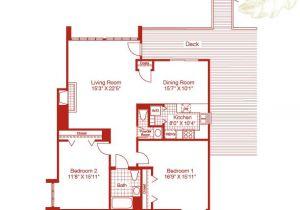 Cluster Home Floor Plans Independent Living Floor Plans Deerfield Retirement