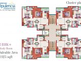 Cluster Home Floor Plans Sandwoods Opulencia Flats Mohali 2 Bhk 3 Bhk 4 Bhk Ready