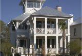 Coastal Home Plan Coastal Beach House Plans 4 Bedrooms 4 Covered Porches