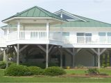 Coastal Home Plans On Pilings Beach Cottage House Plan Designs Beach House Plans for