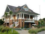 Coastal Home Plans On Pilings Beach House Plans with Porches Beach House Plans On