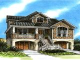 Coastal Home Plans On Pilings Elevated Coastal House Plans Coastal House Plans On