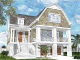 Coastal House Plans for Narrow Lots Coastal House Plans Narrow Lots Lot Mom Raised Beach On