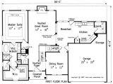 Collier Homes Floor Plans Collier House Floor Plan Frank Betz associates