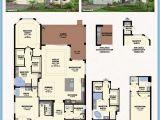 Collier Homes Floor Plans Collier Preserve Single Family Floor Plans Naples Florida
