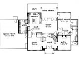 Colonial Home Floor Plans with Pictures Colonial House Plans Kearney 30 062 associated Designs