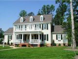 Colonial Home Plan Colonial House Plans Architectural Designs
