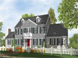 Colonial Home Plan Colonial Style Homes Colonial Two Story Home Plans for