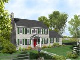 Colonial Home Plans with Porches Colonial House Plans with Porches Georgian Colonial House