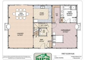 Colonial Homes Floor Plans Old Colonial Floor Plans Open Floor Plan Colonial Homes