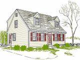 Colonial Homes Magazine House Plans Colonial Homes Magazine House Plans Awesome Cape Cod Style