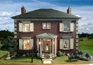 Colonial Homes Magazine House Plans House Plan New Historic Plans Reproductions