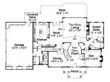 Colonial Style Home Floor Plans Colonial House Plans Roxbury 30 187 associated Designs