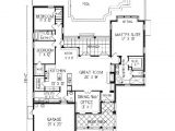 Colonial Style Home Floor Plans Spanish Colonial Home Floor Plans