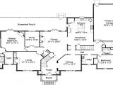 Colonial Style Homes Floor Plans Colonial House Floor Plans Traditional Colonial House