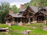 Colorado Home Plans Colorado Mountain Home In aspen Custom Home Magazine