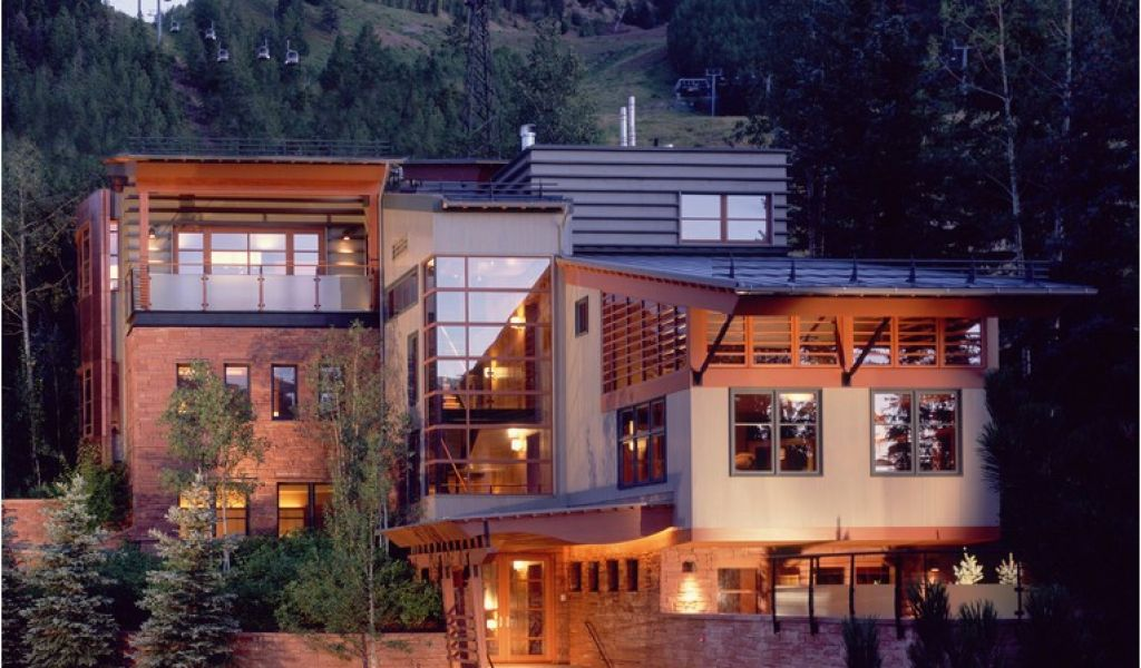 Colorado Mountain Home Plans Best Modern House Designs Plougonver Com