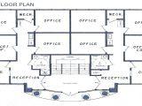 Commercial Home Plans Building Floor Plans