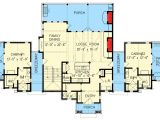 Compound Home Plans Family Compound or Couples Retreat 15870ge