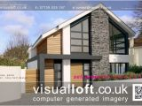 Computer Generated House Plans Visualloft Architectural Visualisation Portfolio