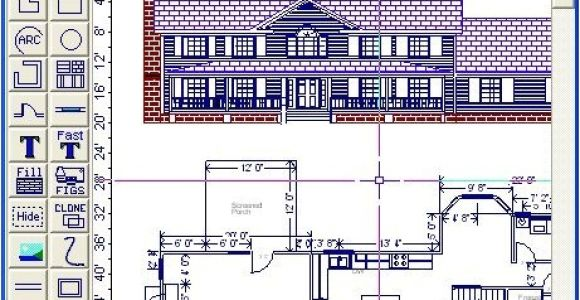 Computer Program to Draw House Plans Home Plan Pro Home Drawing software Free Download software