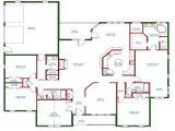 Concept Home Plans One Story House Plans One Story House Plans with Open