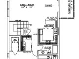 Concrete Block Homes Floor Plans Concrete Block Icf Vacation Home with 3 Bdrms 2059 Sq