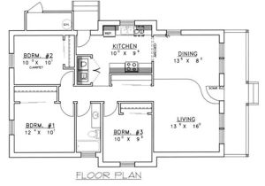 Concrete Block Homes Floor Plans High Quality Concrete Block Home Plans 6 Small Concrete