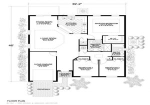 Concrete Block Homes Floor Plans Small Concrete Block House Plans Simple Concrete Home