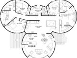 Concrete Dome Home Plan Concrete Dome Home Floor Plans Homemade Ftempo