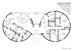 Concrete Dome Home Plan Concrete Dome House Plan Fantastic Hireonic