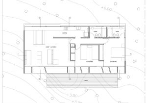 Concrete Home Floor Plans Architecture Photography Concrete House Bak Architects