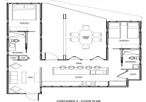 Conex Home Plans Shipping Container House Floor Plans with Others Conex