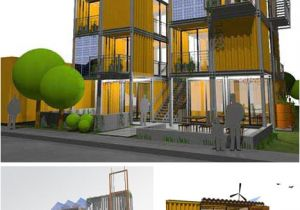 Container Home Architectural Plans 10 Cargo Shipping Container Houses Building Designs
