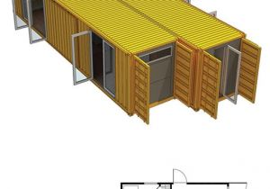 Container Home Architectural Plans Montainer Makes Shipping Container Architecture Easy