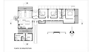 Container Home Floor Plans Bright Cargo Container Casa In Chile