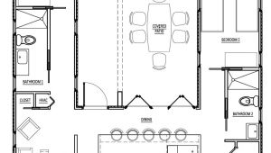 Container Homes Plans Blueprints Sense and Simplicity Shipping Container Homes 6