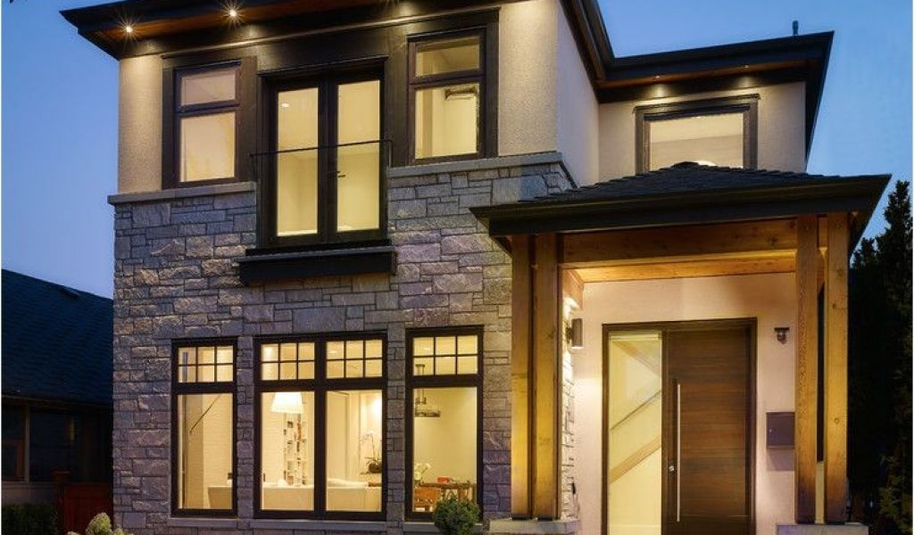Contemporary Craftsman Home Plans Engaging Modern Home Design Home