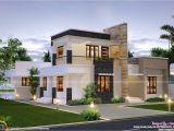 Contemporary Floor Plans Homes Cute Contemporary Home Kerala Home Design and Floor Plans