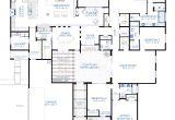 Contemporary Home Design Plans Contemporary Courtyard House Plan